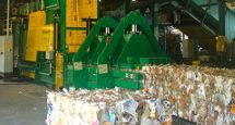 QRS Recycling Enhances Louisville Facility with New Bollegraaf HBC-120MR Baler