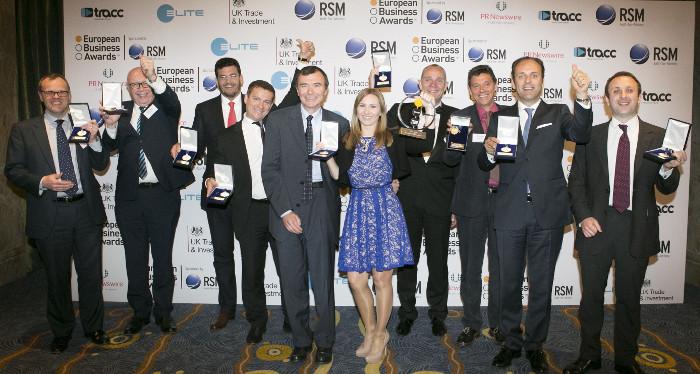 TOMRA Wins European Business of the Year Award