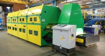 RoBB automated QC sorter VAN DYK Recycling Solutions