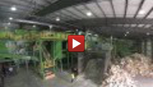 Building a 25-tph Single Stream Recycling Facility