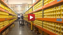 VAN DYK North American Parts Distribution Center Tour and Order Fulfillment Process