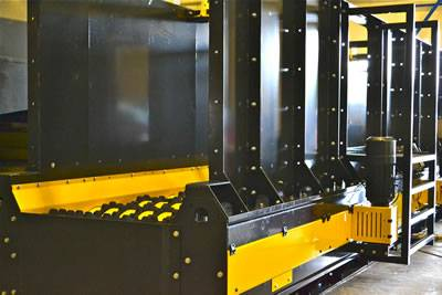 Lubo Introduces Line of Economical Sorting Systems for C&D Industry