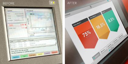 TOMRA Sorting Solutions Wins International Design Award for Its Common User Interface