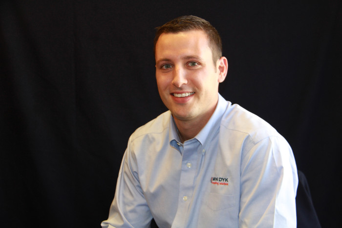 Adam Lovewell Joins Van Dyk Recycling Solutions As Midwest Sales Engineer