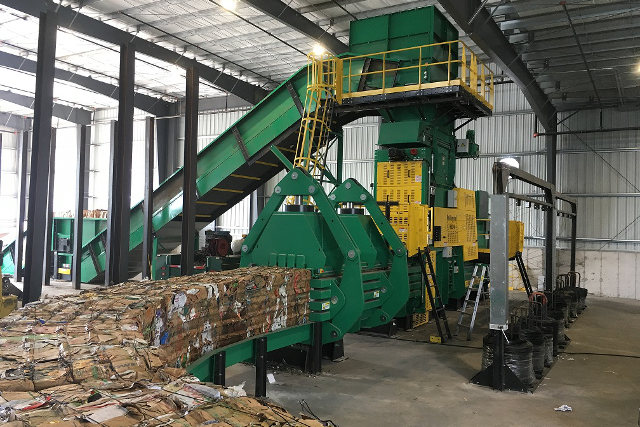 Bollegraaf Balers Lead the Industry