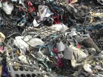 industrial waste shredding
