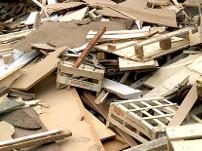 wood waste shredding