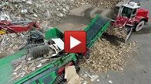 haas shredder wood shredding jul 2021