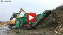 haas tyron shredding green waste
